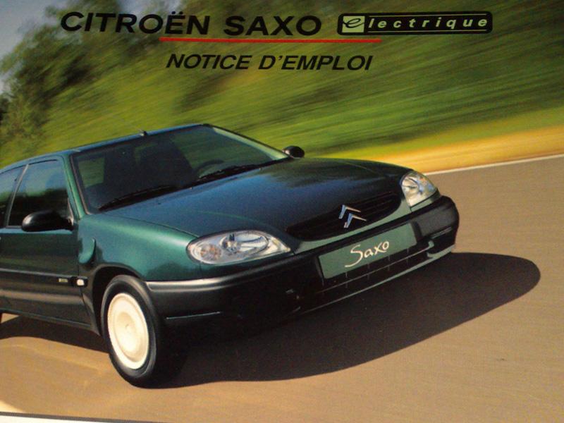 Downloads für Citroen Saxo Elektrik