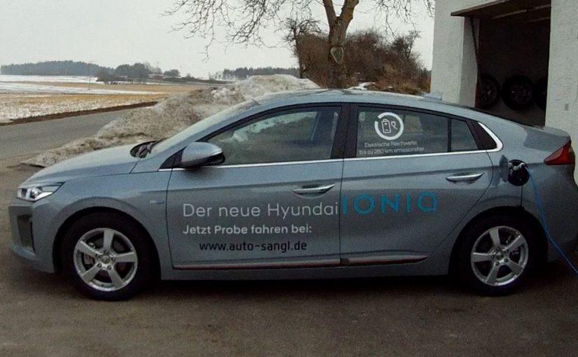 Testbericht Hyundai IONIQ Elektro