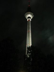 Berlin… Langstrecke mit dem Saxo