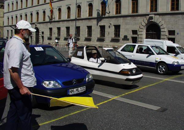 Interesse an einer Elektroauto Probefahrt?