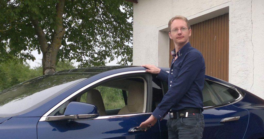 Markus Lelonek - Seit 18 Jahren elektrisch unterwegs - Jetzt ist auch die Zeit für Sie gekommen ;-)